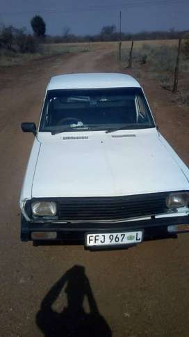 1400 R39 500 negotiable and Ford Laser R23 000 negotiable