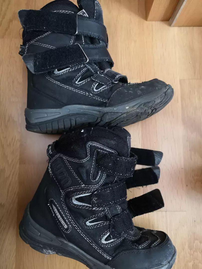 Dětské outdoorové boty 32 0