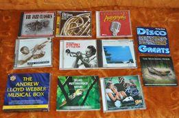 Zestaw płyt CD Jazz relaks Louis Armstrong