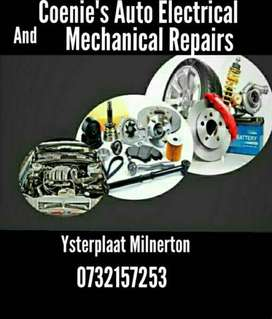 Auto Electrical and Mechanical Repairs