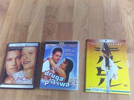 Filmy DVD - Kill Bill vol. 1 / Drug Połowa / Bounce gra o miłość