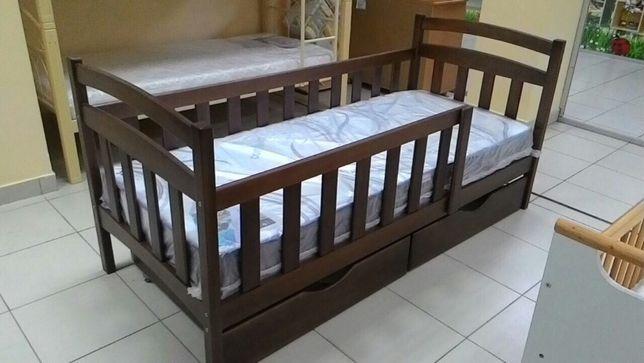 Детская кровать Карина из ольхи. Доставка Новая Почта 230грн. Без п/о. Черкассы - изображение 3