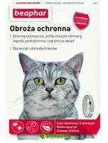 Obroża ochronna dla kota na kleszcze pchły,komary i meszki !