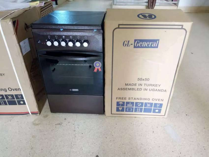 Gas Cooker and Mini Oven 0