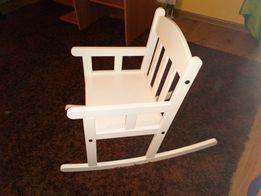 Krzesełko bujane ikea