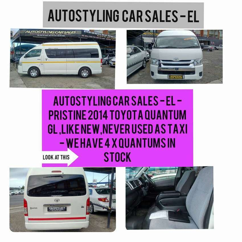 AUTOSTYLING EL-QUANTUM 2.5D GL -QUALITY NON TAXI QUANTUMS WITH FSH 0