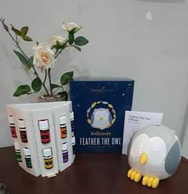 Diffuser Young Living Feather Owl