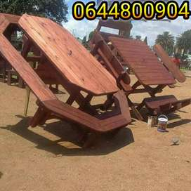 party benches