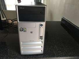 HP - Desktop computer PC