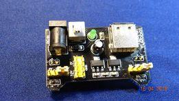 Модуль питания макетных плат - MB102 Arduino