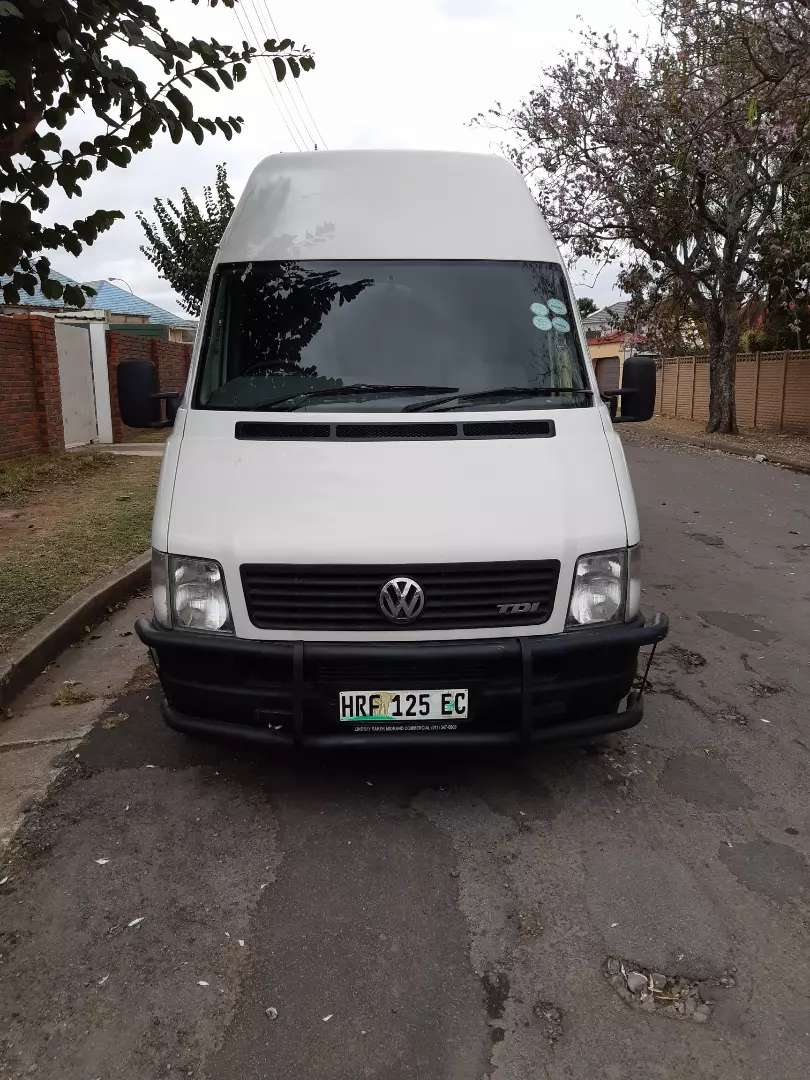 2007 Vw Crafter  bus 0