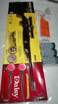 Image of Daisy AIR Rifle Shoots BB's or Pellets