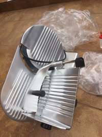 Image of Polony Slicer / Meat Slicer 229mm Semi-Auto - Brand New