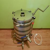 Пароводяной котел-ПВК-VIP-50 литров,для дистилляции фруктовых,зерновых