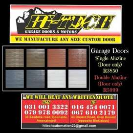 Garage Doors Big September Special