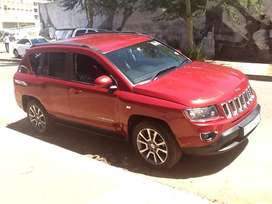 JEEP Compass 2014 model available now for sale in perfect condition