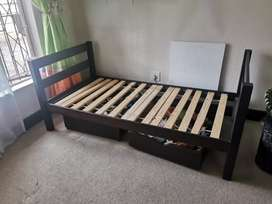 Childrens Bed and Matress