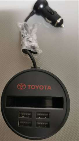 Toyota Car Charger
