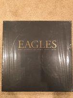 Коллекционное фирменное издание студийных альбомов Eagles, 6 CD.