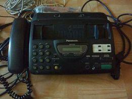факс panasonic kx-ft22
