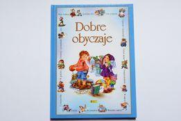 dobre obyczaje książeczka dla dzieci j.nowa