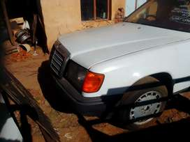 M/Benz for sale  neat in and out papers intact .
