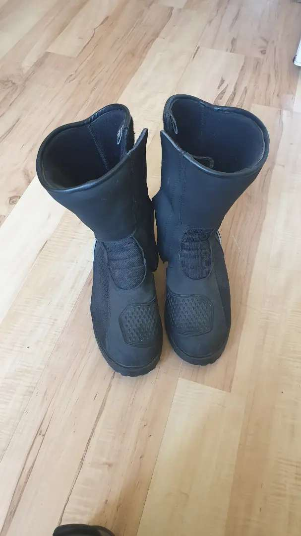 Motorcycle touring boots size 41/7 0