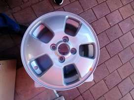 Chev Aveo Rim only one available 2011 onwards