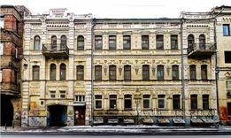 Продажа здания Б.Житомирская 19, с утвержденным проектом на 3077 кв.м.