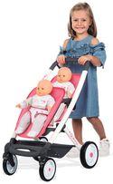 Коляска Maxi Cosi для кукол близнецов двойни Smoby 253298