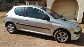 Peugeot 206 GTI for sale