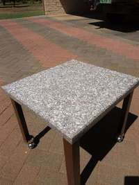 Image of Coffee Table - Marble top