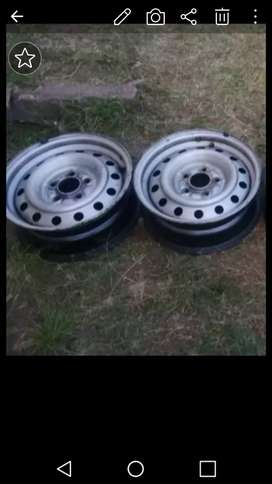 5hole 15inch hilux rims for sale