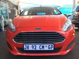 Ford Fiesta 1.0 Ecoboost automatic