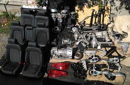 Audi Q7 сидения + карты дверей
