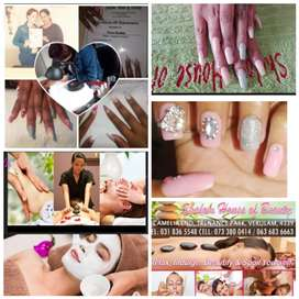 Nails and Beauty courses offered