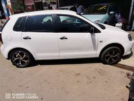2013 VW POLO VIVO 1.4with service book