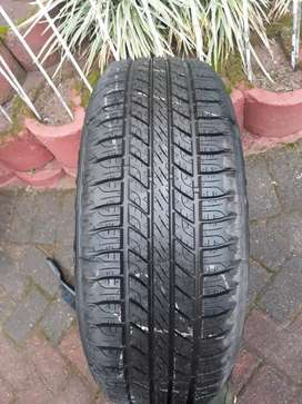 Goodyear tires for bakkies nd SUV
