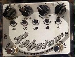 Efekt gitarowy Xotic Robotalk 2 envelope filter