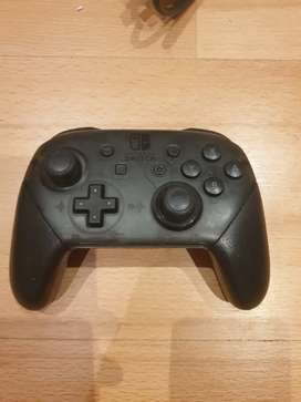 Nintendo Switch Pro Controller mint condition