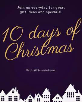 10 Days of Christmas Great Gift ideas and Beauty and skin care combos