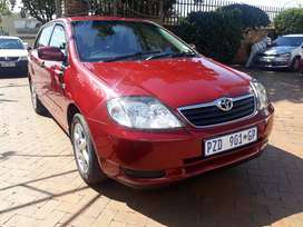 2004 Toyota RunX 1.6RT For Sale!