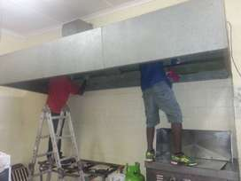 Kitchen Extraction Cleaners