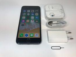 Iphone 6S 16GB SZARY. JAK NOWY! W-WA FV23% SKLEP. Wysyłka za pobraniem