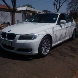 2011 BMW 3series 320D Automatic