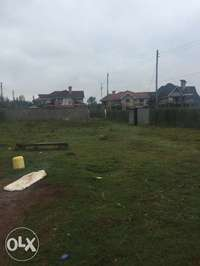 ELDORET 1/4 acre in a gated community of Hillside estate opposite kenm 0