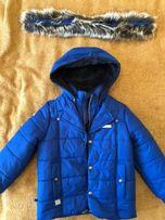 Куртка LENNE зима б/у р.104