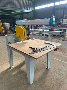 Radial arm saw, Smartek