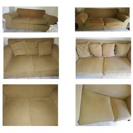 URGENT - FOR SALE - WEATHERLY COUCHES