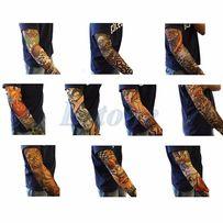 Тату-рукава, поддельные временные татуировки